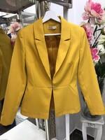 Сако в жълто
