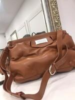 Чанта в кафяво