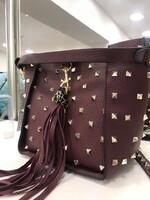 Чанта в бордо