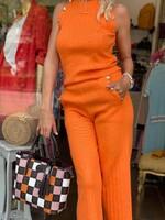 Комплект в оранжево