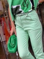 Панталон в цвят мента