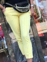Панталон в жълто
