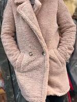 Палто Teddy Bear в бежово