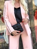 Стилен комплект в розово