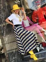 Комплект с карирана пола