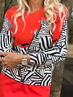 Цветна блуза 14