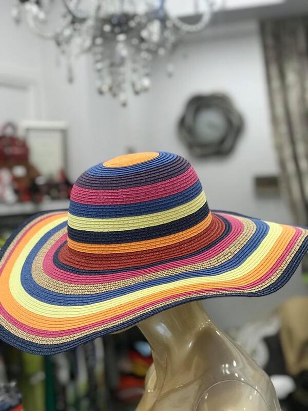 Многоцжетна шапка с периферия