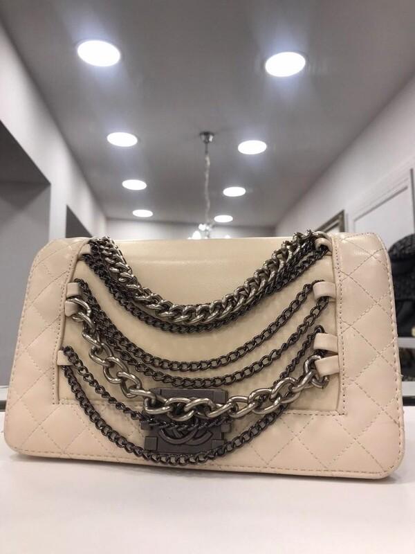 Чанта декоративни синджири