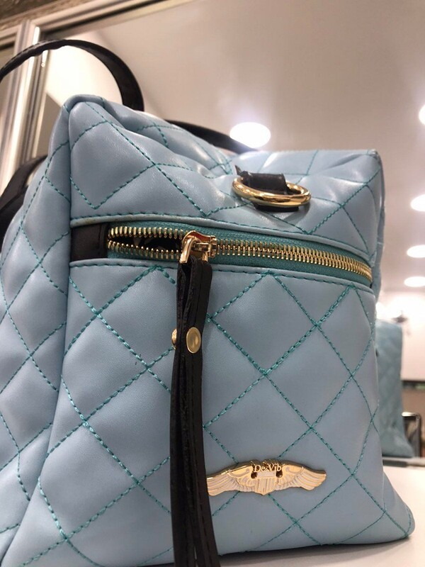 Капитонирана чанта