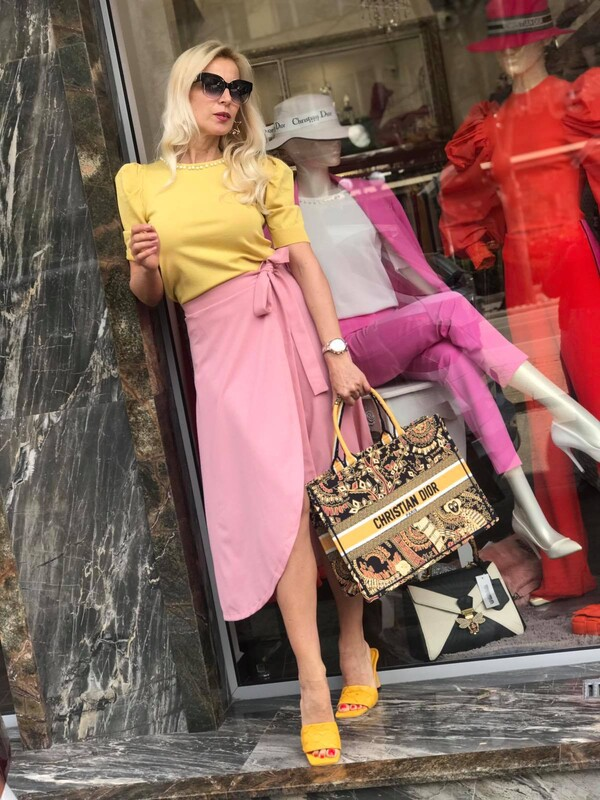 """Пола в розов цвят """"прегърни ме"""""""