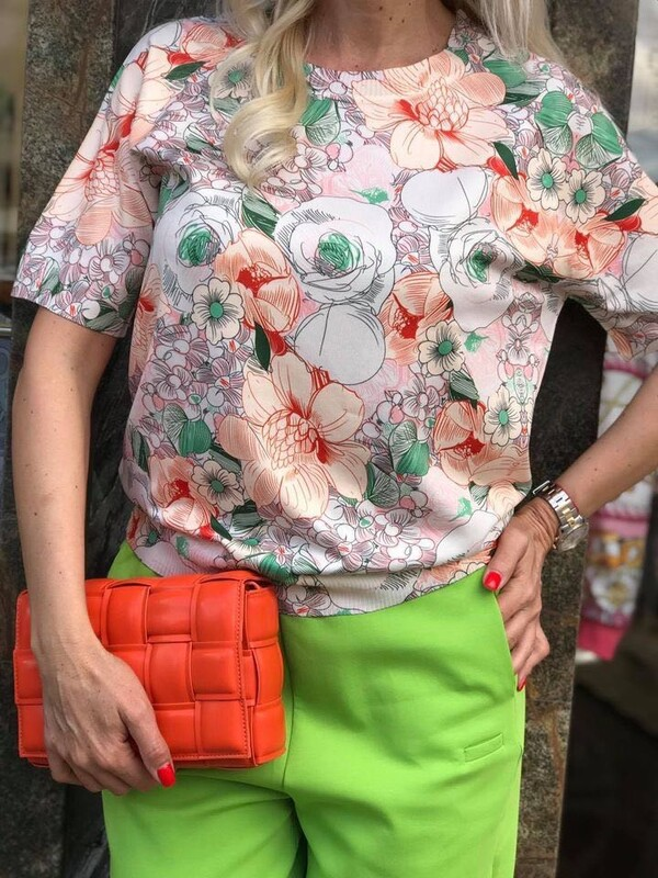 Цветна блуза 2